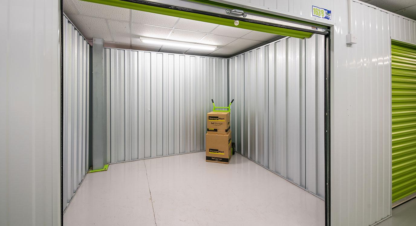 StorageMart - Storage Units Near Vulcan Road North In Norwich, England