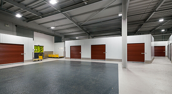 StorageMart Loading Bay - Self Storage Units Vulcan Road North In Norwich, England