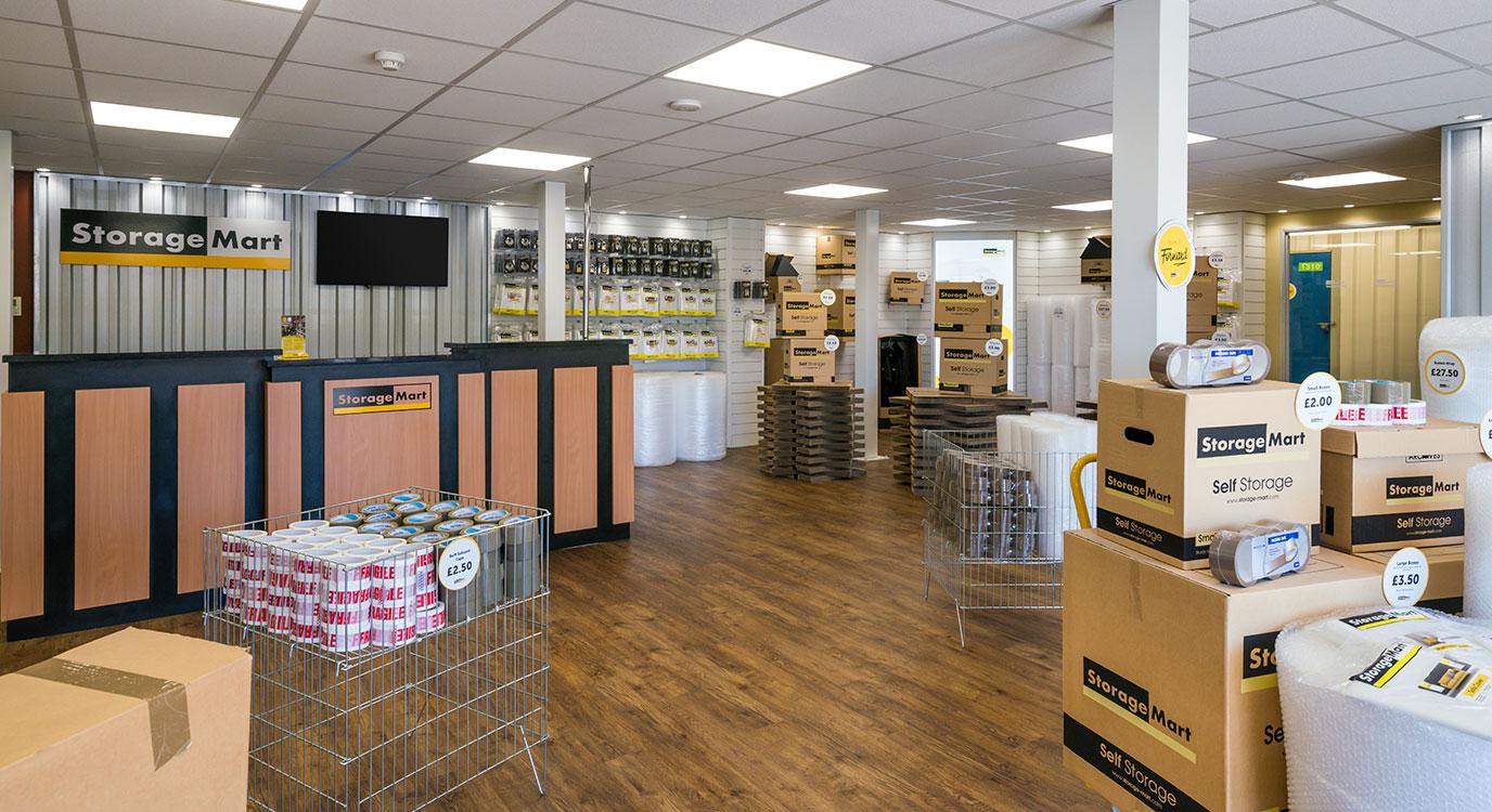 StorageMart - Storage Near Vulcan Road North In Norwich, England