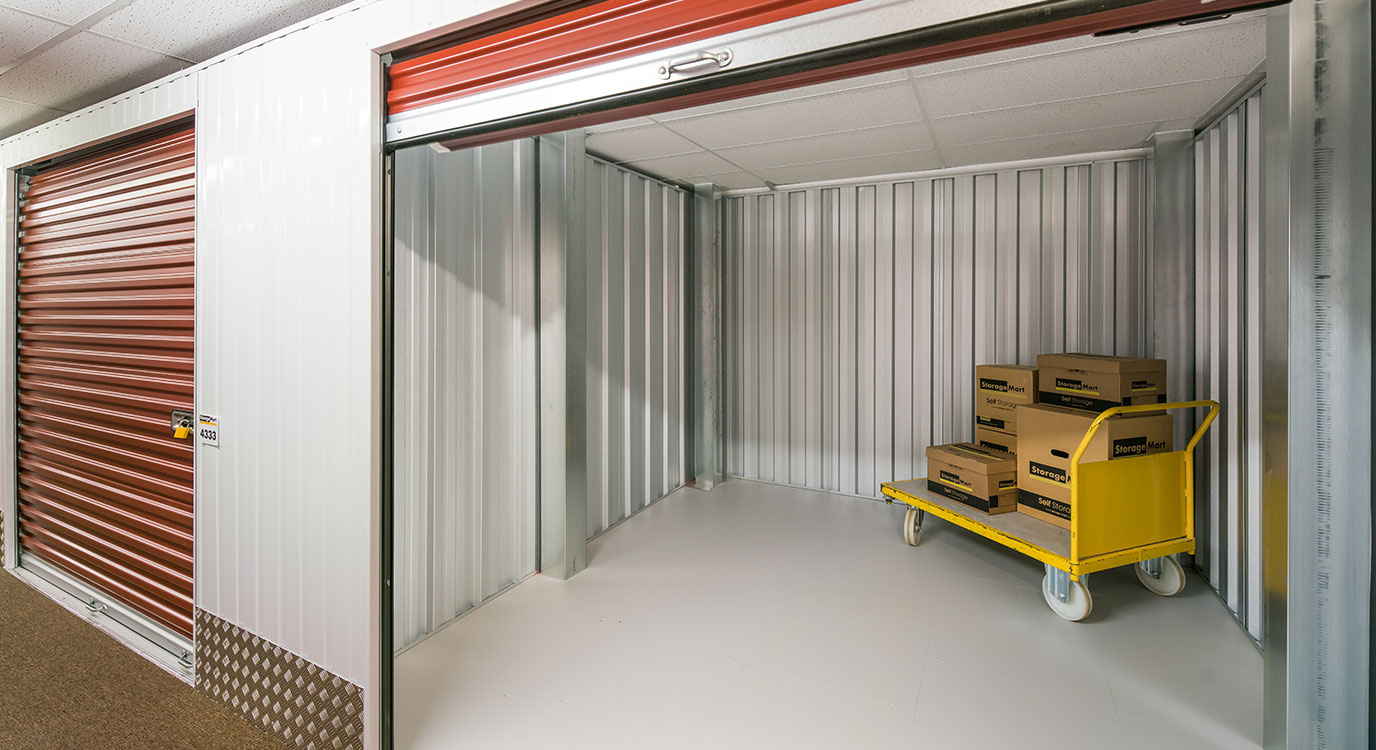 StorageMart - Self Storage Units Near Cuxton Road In Maidstone, England