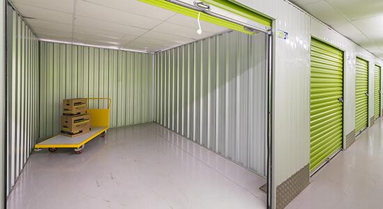 StorageMart Indoor Storage - Self Storage Units Near Shrub End Road In Colchester, England