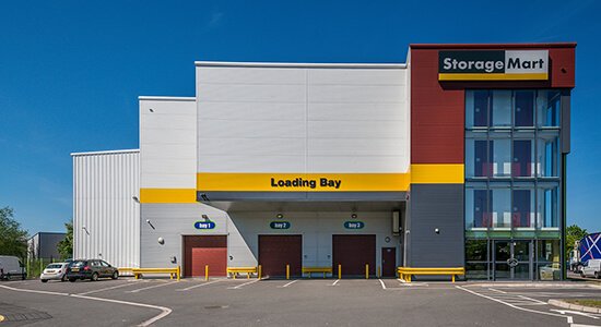 StorageMart - Self Storage Units Near Vale Rd In Tonbridge, England