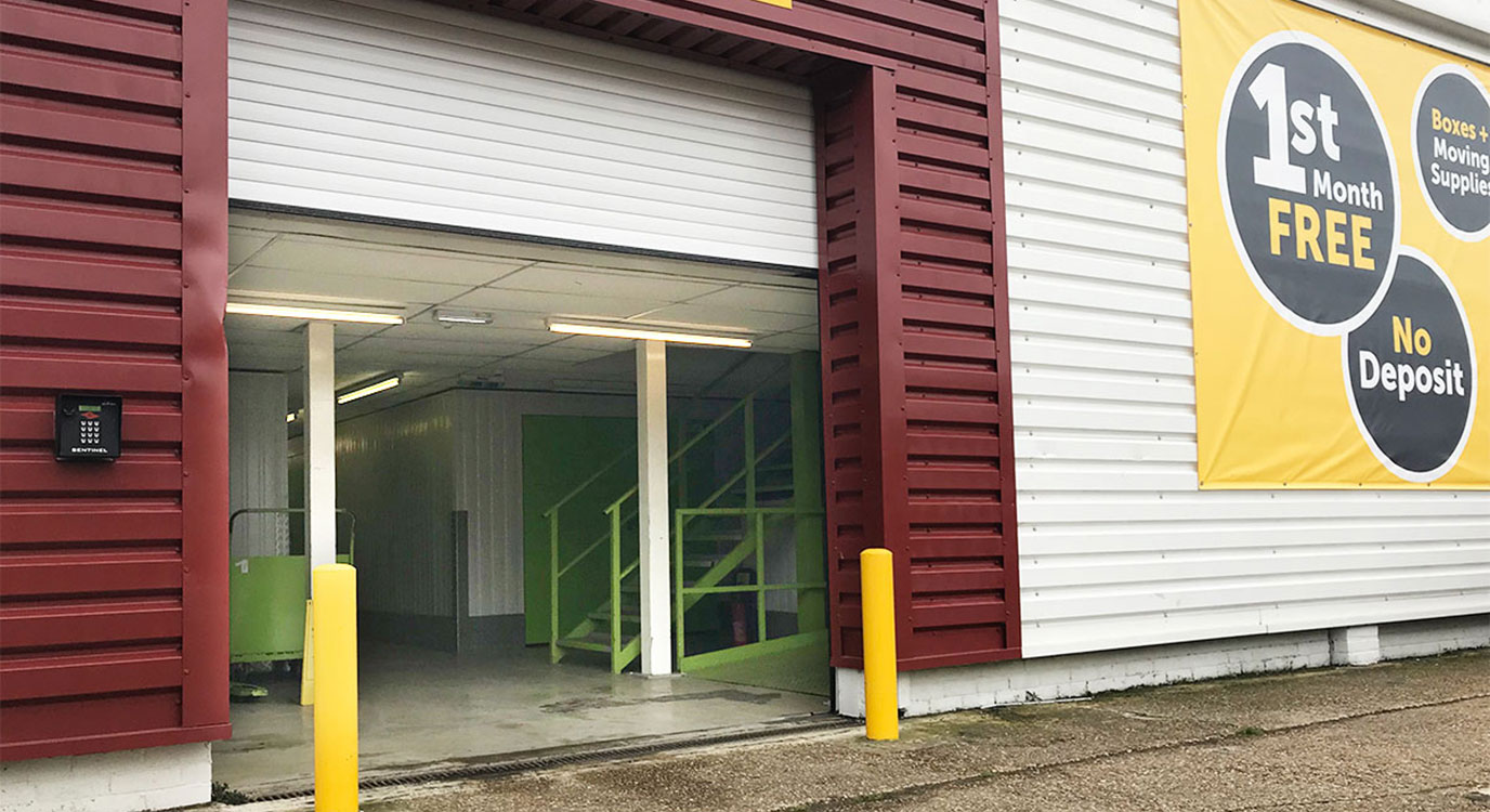StorageMart - Self Storage Units Near Ditchling Common In Hassocks, England
