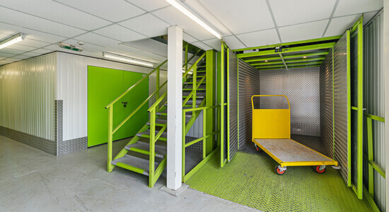 StorageMart Freight Lift - Storage Near Ditchling Common In Hassocks, England