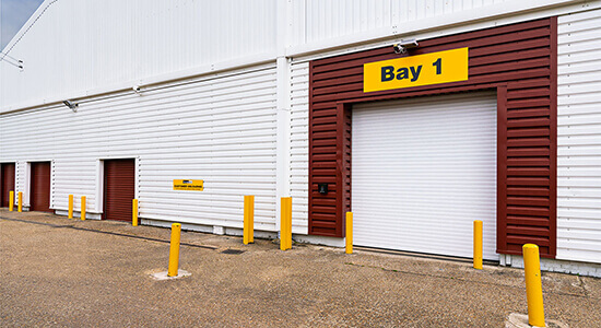 StorageMart Loading Bay - Storage Near Ditchling Common In Hassocks, England