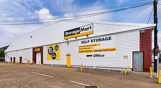 StorageMart - Storage Near Ditchling Common In Hassocks, England