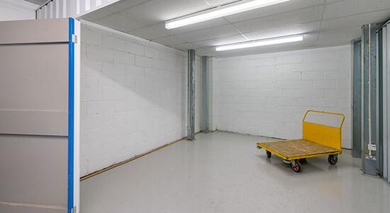 StorageMart Indoor Storage - Storage Near Chapel Road In Brighton, England
