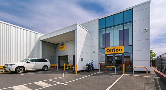 StorageMart - Storage Near Chapel Road In Brighton, England