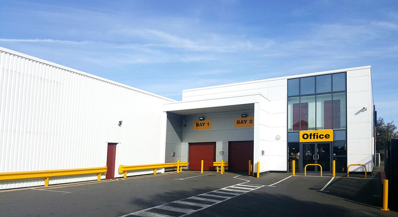 StorageMart - Self Storage Units Near Chapel Road In Brighton, England