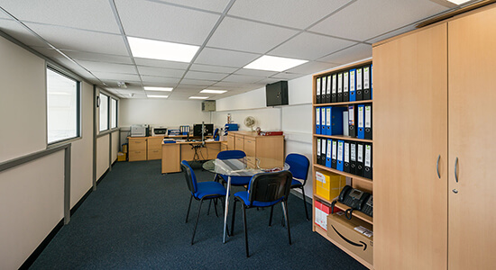 StorageMart Office Space For Rent Near Crowhurst Road In Brighton