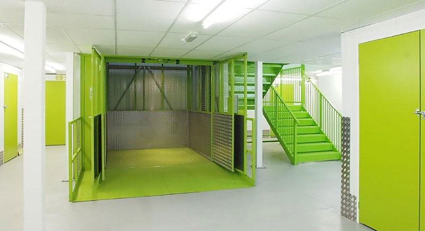 StorageMart - Storage Units Near New Road In Newhaven, England