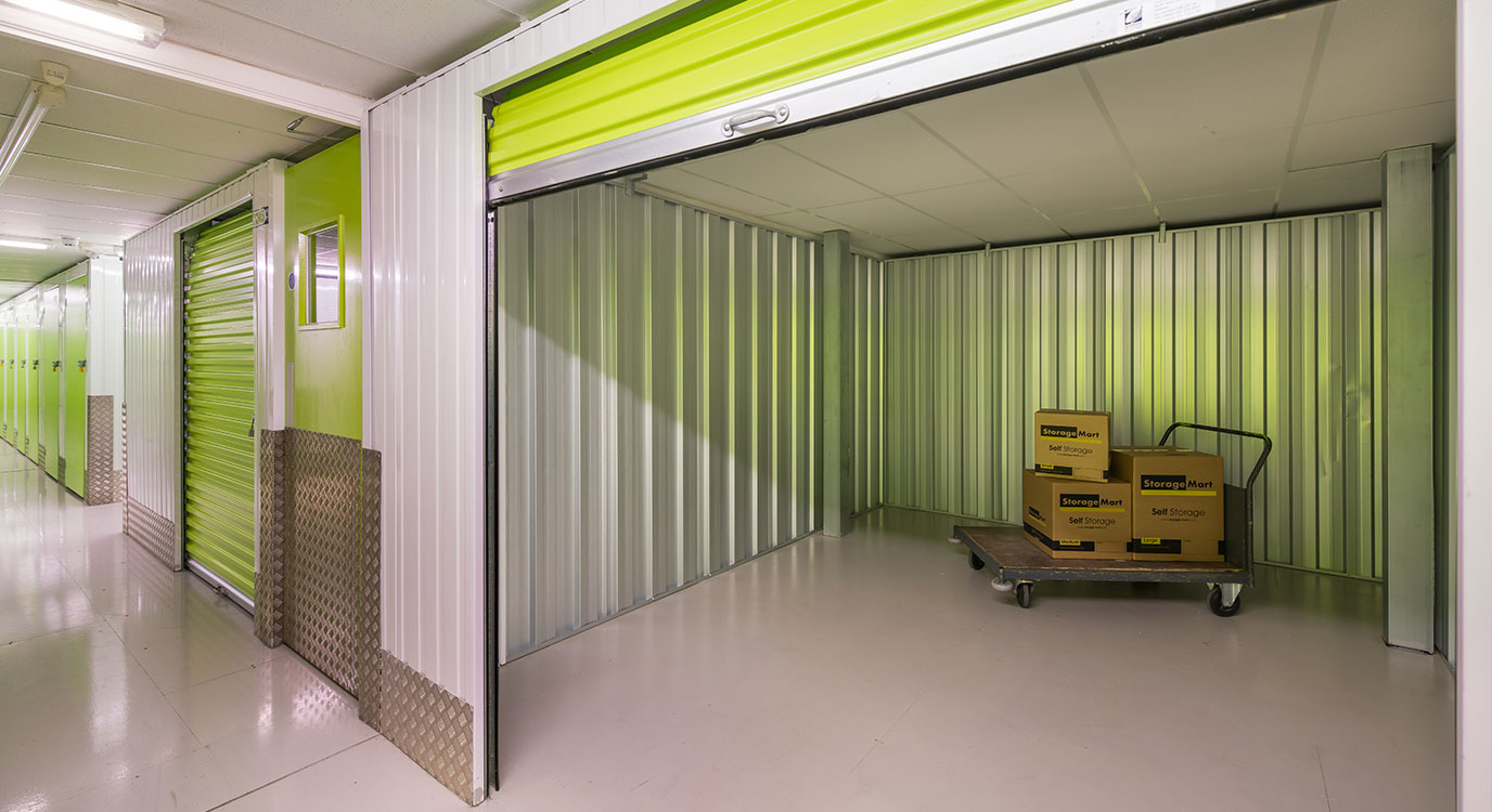 StorageMart - Self Storage Near Knaves Beech Way In High Wycombe, England