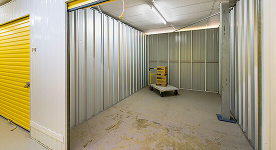 StorageMart Indoor Storage - Storage Units Near Ridgewood In Uckfield, England