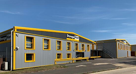 StorageMart - Storage Units Near Willowbrook Road In Worthing, England