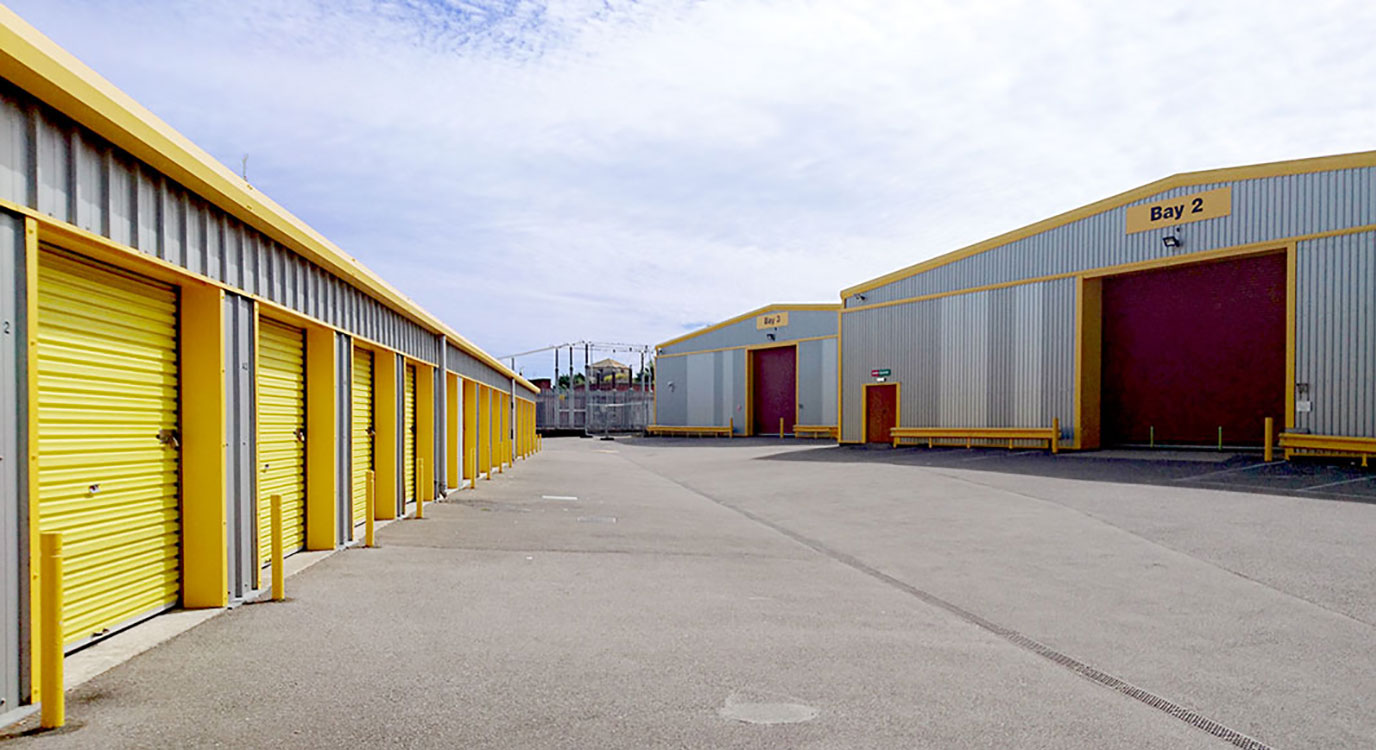 StorageMart - Self Storage Units Near Willowbrook Road In Worthing, England