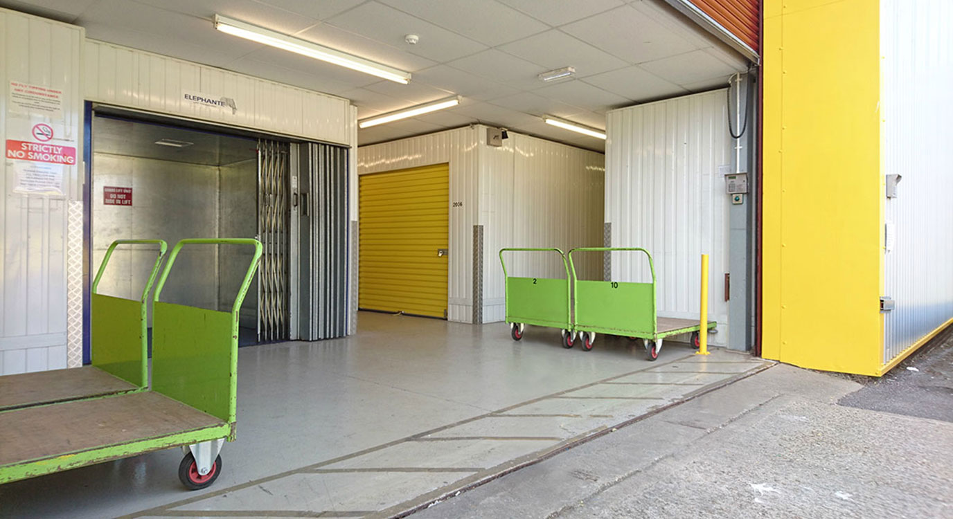 StorageMart - Self Storage Near Willowbrook Road In Worthing, England