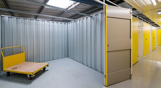 StorageMart Indoor Storage- Storage Units Near Willowbrook Road In Worthing, England
