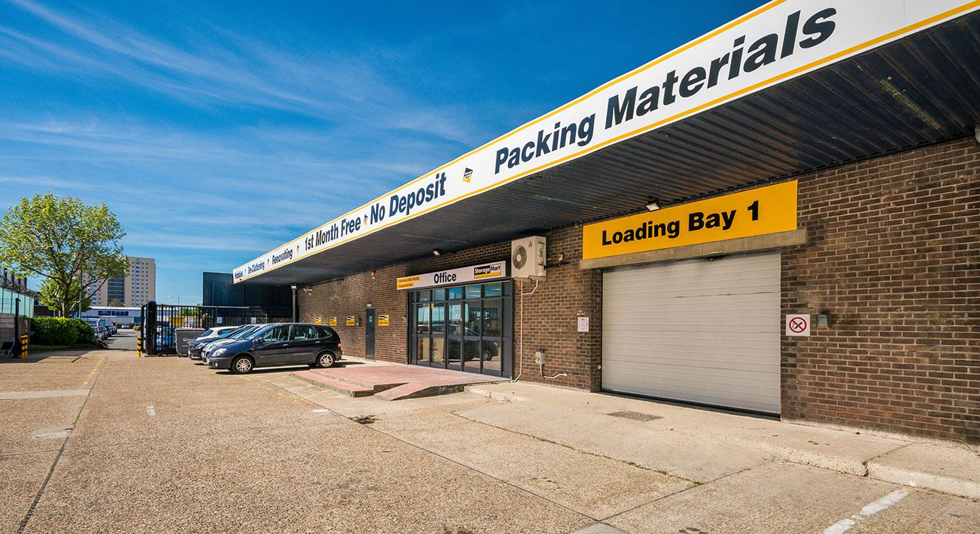 StorageMart - Storage  Near Freshfield Industrial Estate in Worthing, UK
