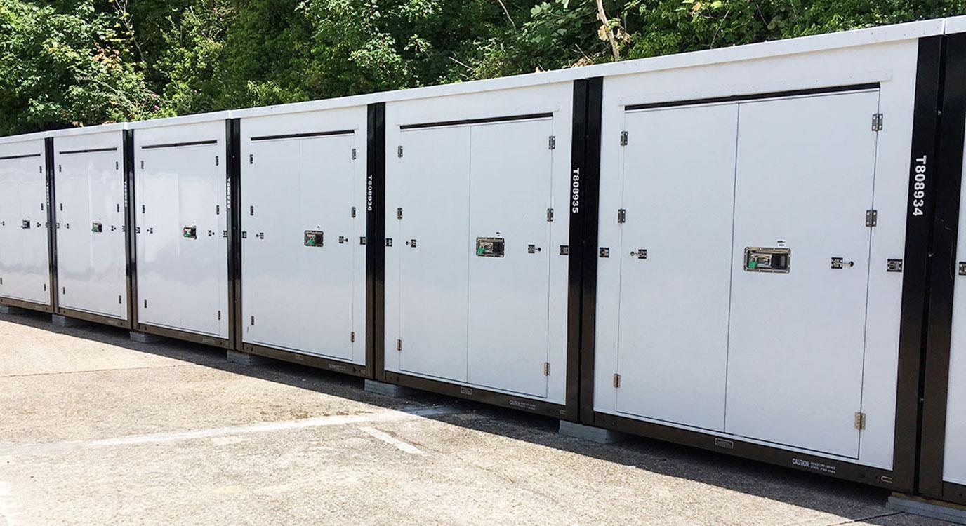 StorageMart - Storage Units Near Freshfield Industrial Estate in Worthing, UK