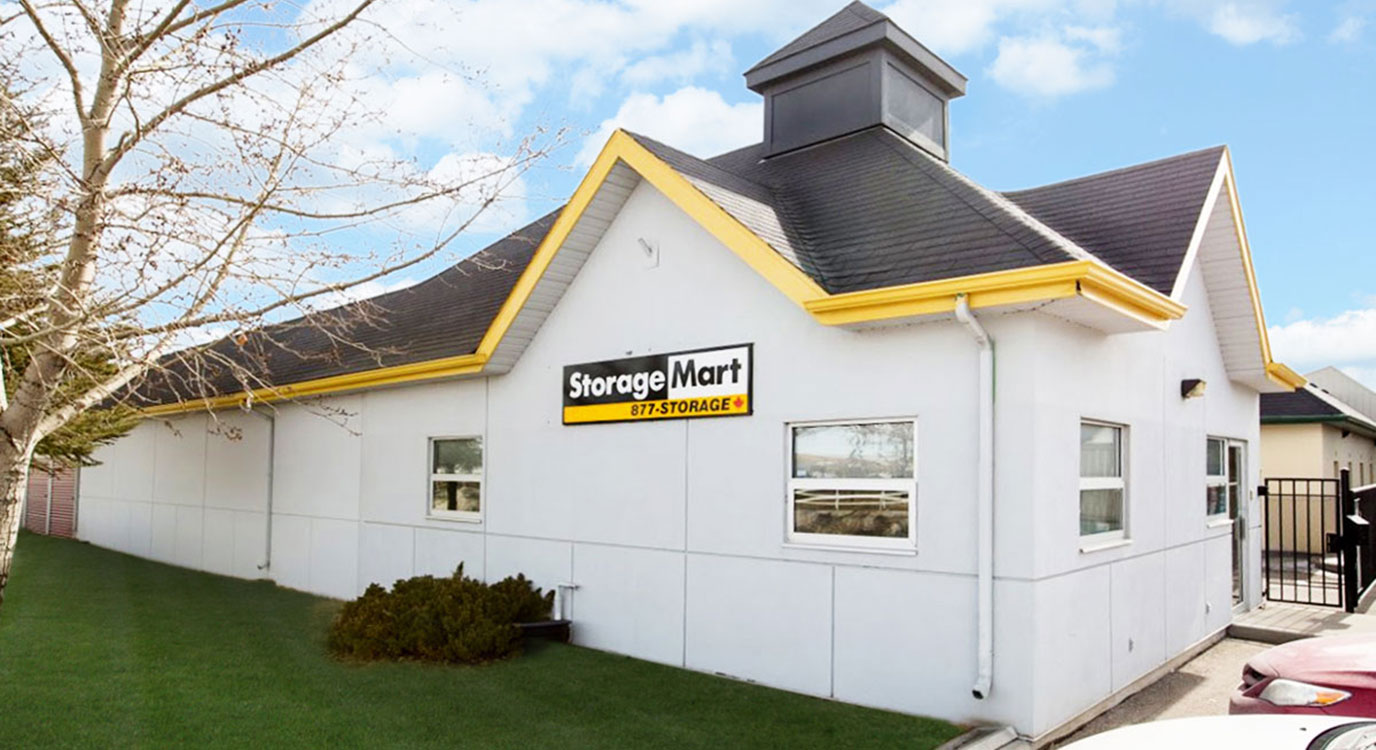StorageMart - Self Storage Units Near 52nd St SE and 17th Ave Se In Calgary, AB