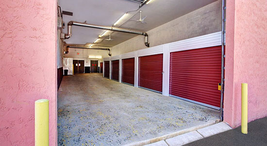 StorageMart Loading Bay- Self Storage Units Near Federal Hwy & Atlantic Blvd In Pompano Beach, FL