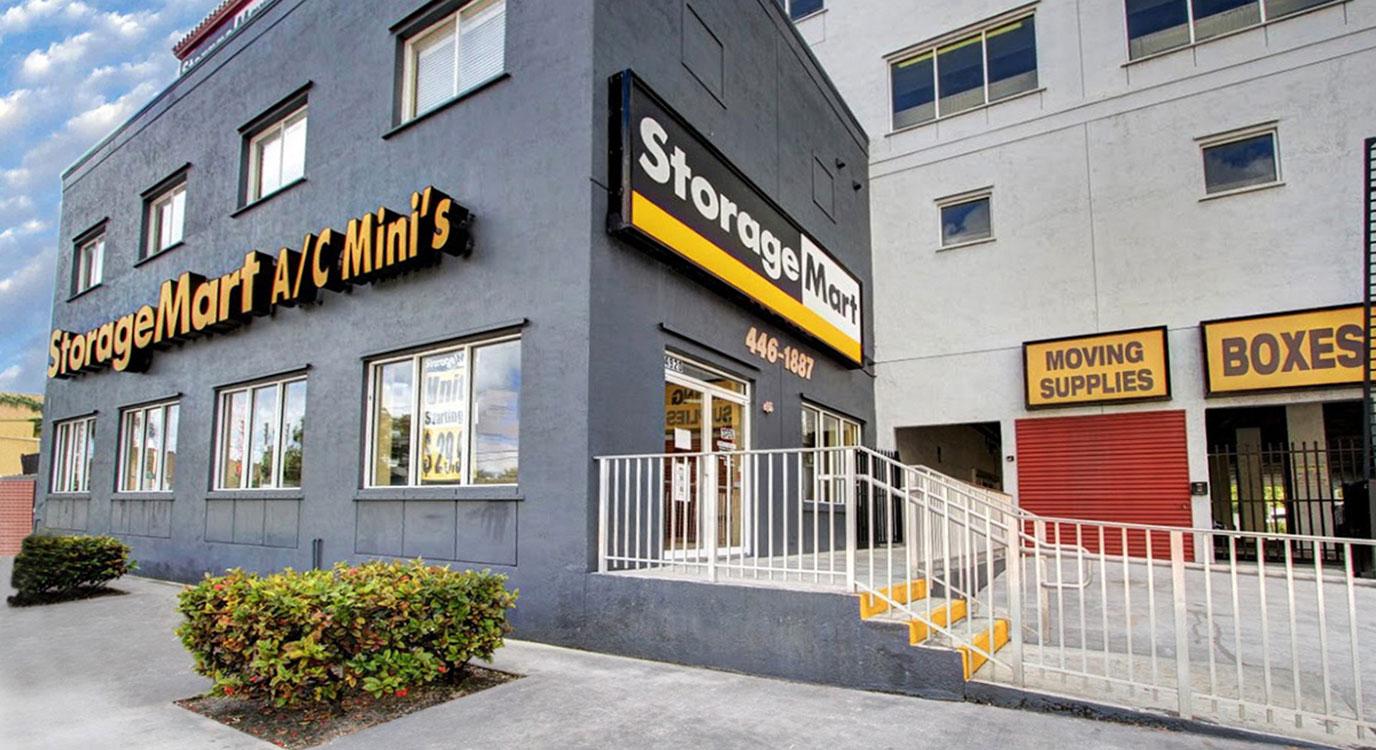 StorageMart - Self Storage Units Near NW 7th St & Red Rd (57th St) In Miami, FL