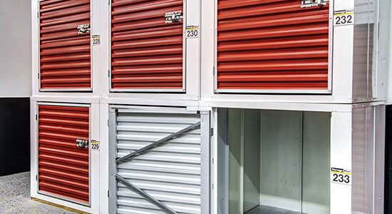 StorageMart Varied Unit Sizes- Self Storage Units Near NW 7th St & Red Rd (57th St) In Miami, FL