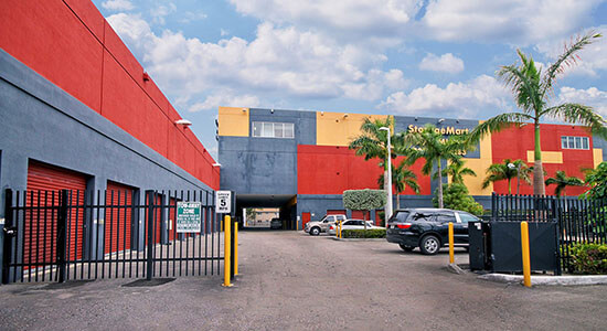 StorageMart Loading Bay - Self Storage Units Near Bird Rd & 99th Ave In Miami, FL