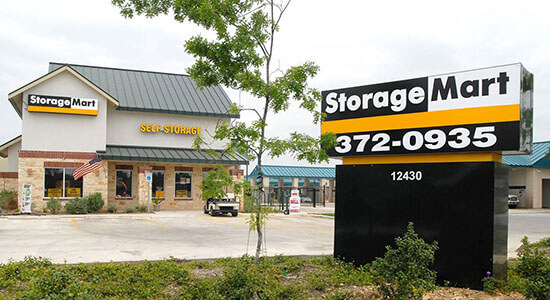 StorageMart - Self Storage Units Near Bandera & 1604 In Helotes, TX