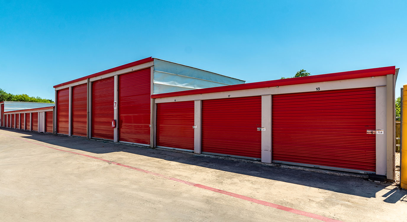 StorageMart - Self Storage Units At 78254 Braun Rd, San Antonio