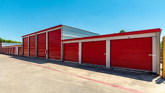 StorageMart Drive Up Units- Self Storage Units At 78254 Braun Rd, San Antonio