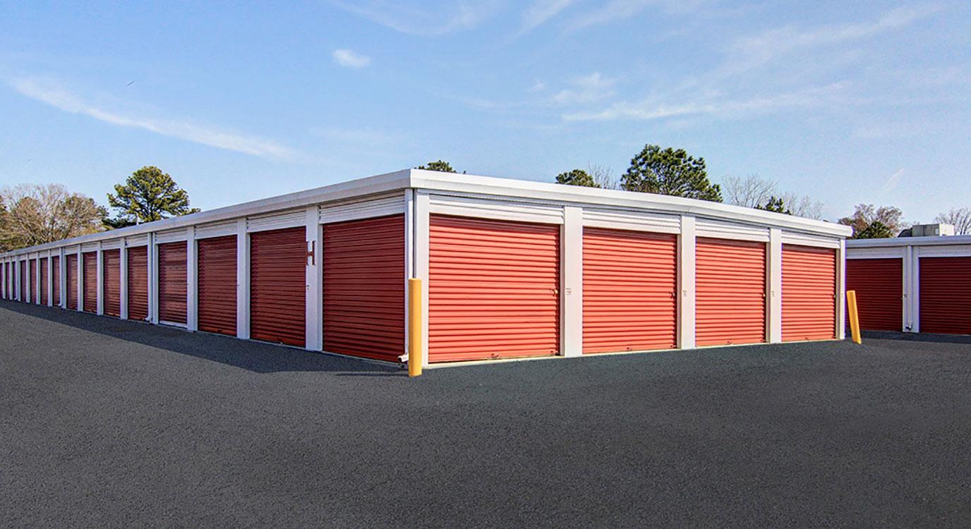 StorageMart - Almacenamiento Cerca De Columbia St & Robertson Mill Rd En Milledgeville,Georgia