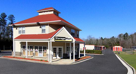 StorageMart - Self Storage Units Near US 29 & Athena Drive to Collins Industrial Blvd In Athens, GA