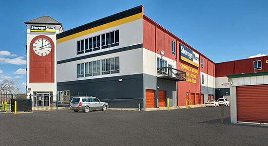 StorageMart Loading Bay- Self Storage Units Near Butterfield & York In Hillside, IL