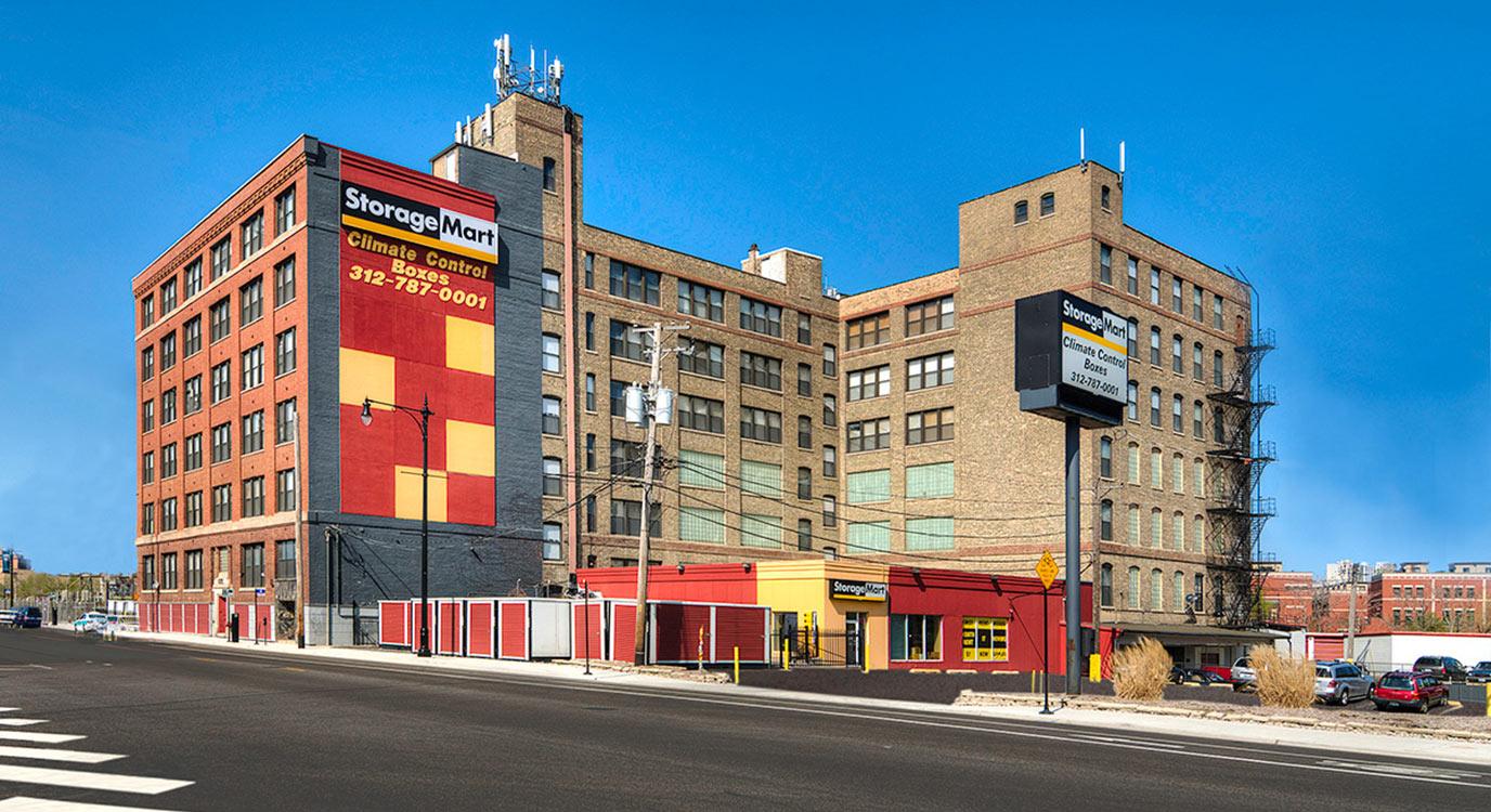StorageMart 802 Halsted Street Chicago Self Storage