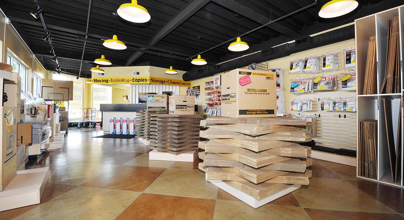 StorageMart - Almacenamiento Cerca De Mannheim & Belmont En Franklin Park,Illinois
