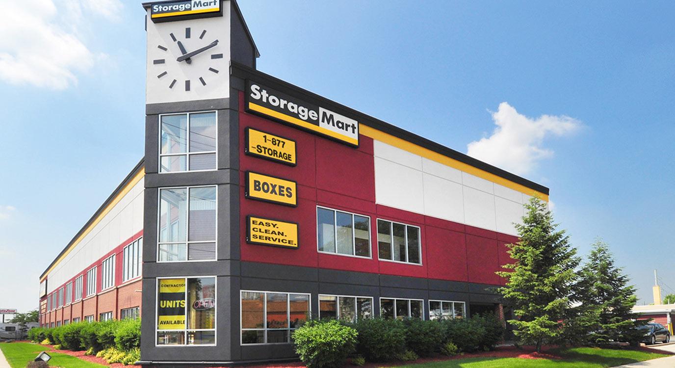 StorageMart - Self Storage Units Near Mannheim & Belmont In Franklin Park, IL