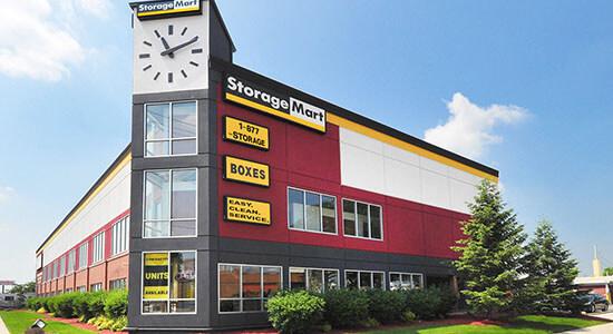 StorageMart - Almacenamiento Cerca De Mannheim En Franklin Park,Illinois