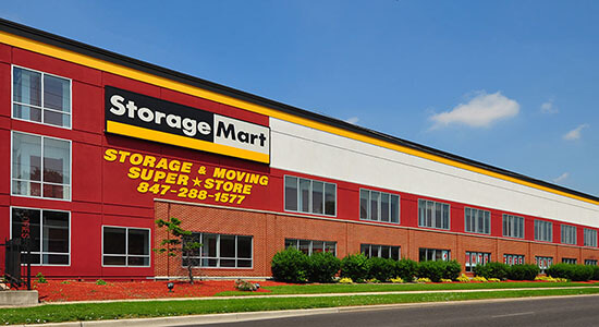 StorageMart Storage Units In Franklin Park, IL
