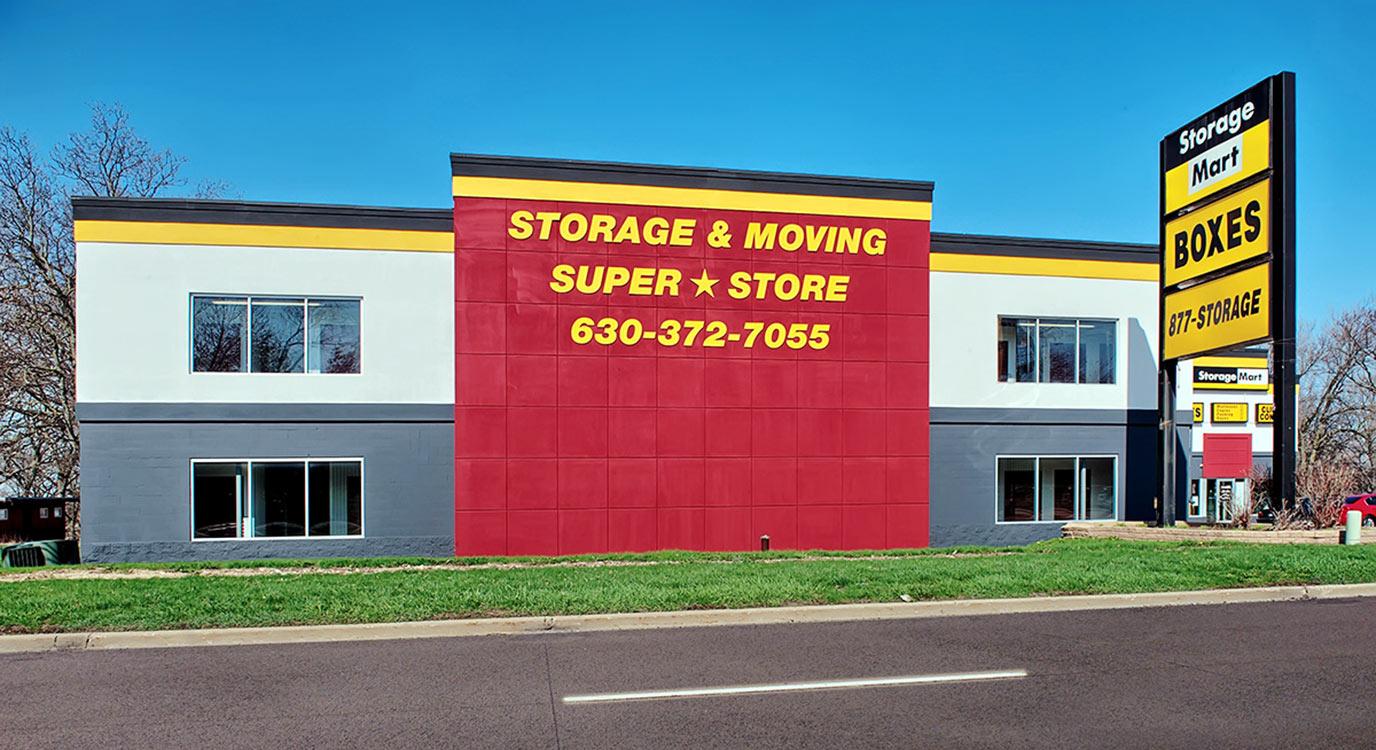StorageMart 810 North 004 Route 59 Elgin Self Storage