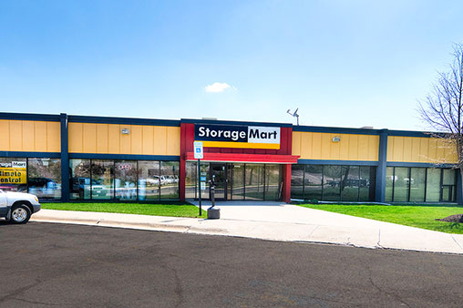 StorageMart 822 Shermer Road Northbrook Storage