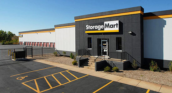 StorageMart - Self Storage Units Near 159th & LaGrange rd In Orland Park, IL
