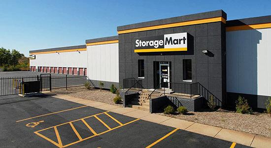 StorageMart - Almacenamiento Cerca De 159th & LaGrange rd En Orland Park,Illinois