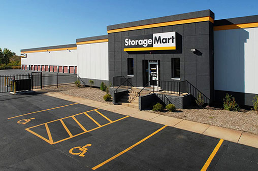 StorageMart 850 West 159th St Orland Park Self Storage