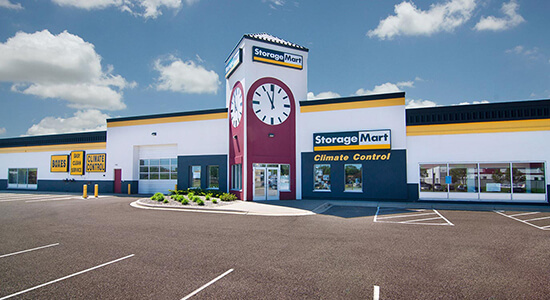 StorageMart - Self Storage Units Near Excelsior Rd & Shady Oak In Hopkins, MN