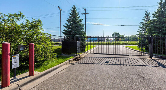 StorageMart Gated Access- Self Storage Units Near State Hwy 169 Service Dr In Plymouth, MN