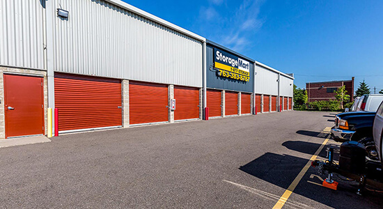StorageMart Parking- Self Storage Units Near State Hwy 169 Service Dr In Plymouth, MN