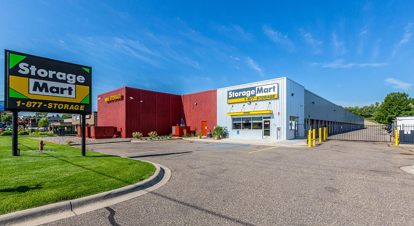 StorageMart - Self Storage Units Near State Hwy 169 Service Dr In Plymouth, MN