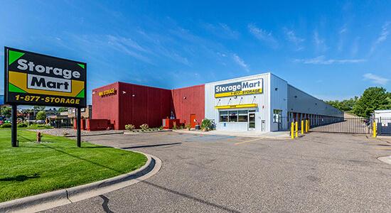 StorageMart - Almacenamiento Cerca De State Hwy 169 Service Dr En Plymouth,Minnesota
