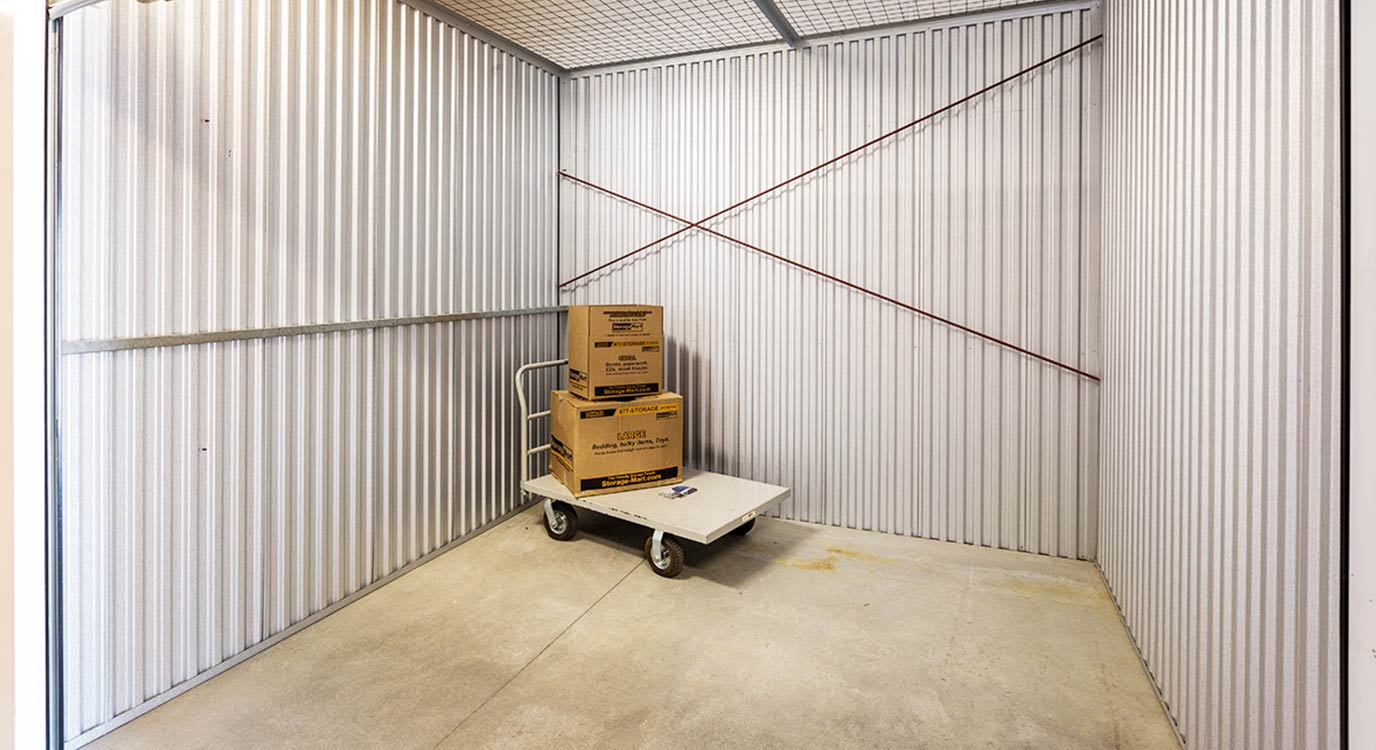 StorageMart - Self Storage Units Near 84Th & Hwy 370 In Papillion, NE